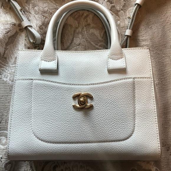 d23c8fcb509b CHANEL Handbags - Chanel Neo executive tote